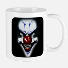 Scary Clown Mugs