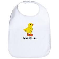 Baby Chick Bib