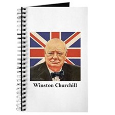 """Winston Churchill"" Journal"
