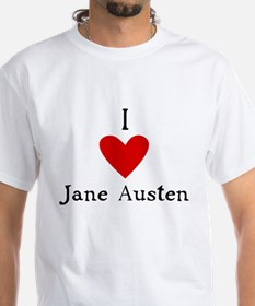 Jane Austen Love Shirt