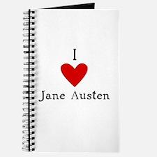 Jane Austen Love Journal