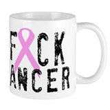Breast cancer Small Mugs (11 oz)
