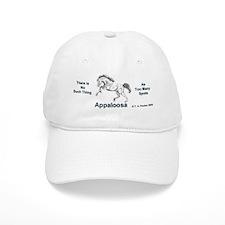 Charging Appaloosa Baseball Cap