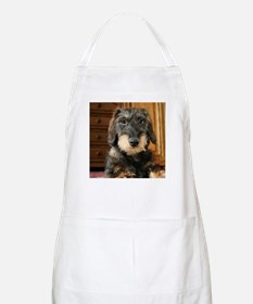 Wired Haired BBQ Apron