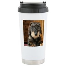 Wired Haired Travel Mug
