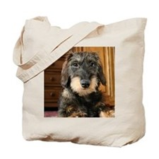 Wired Haired Tote Bag