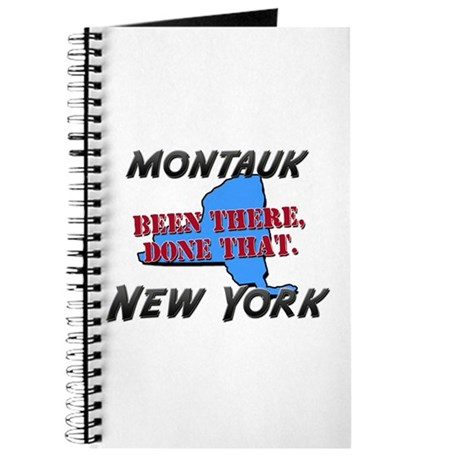 montauk new york - been there, done that Journal