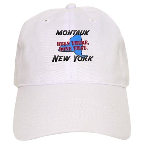 montauk new york - been there, done that Cap