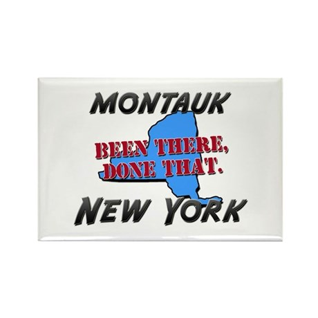 montauk new york - been there, done that Rectangle