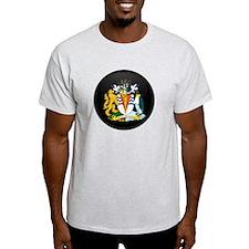 Coat of Arms of Antarctica T-Shirt