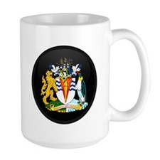 Coat of Arms of Antarctica Mug