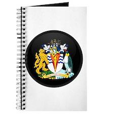 Coat of Arms of Antarctica Journal