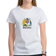 Antarctican Coat of Arms Seal Tee