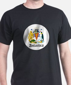 Antarctican Coat of Arms Seal T-Shirt