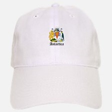 Antarctican Coat of Arms Seal Baseball Baseball Cap