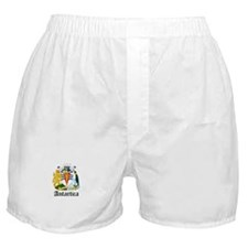 Antarctican Coat of Arms Seal Boxer Shorts