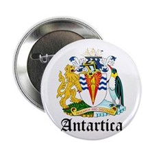 "Antarctican Coat of Arms Seal 2.25"" Button"