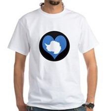I love Antarctica Flag Shirt