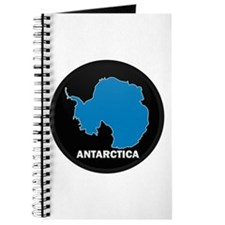 Flag Map of Antarctica Journal