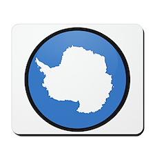 Antarctica Mousepad