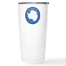 Antarctica Travel Mug