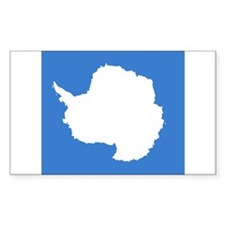 Antarctican Rectangle Decal
