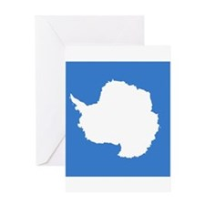 Antarctican Greeting Card