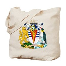 Antarctica Coat of Arms Tote Bag