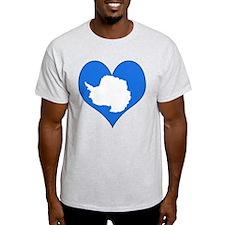 I Love Antarctica T-Shirt