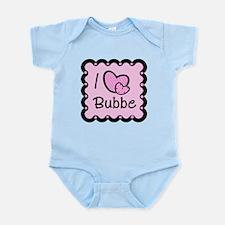 I Love Bubbe Infant Bodysuit