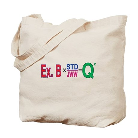 Agility Math Tote Bag