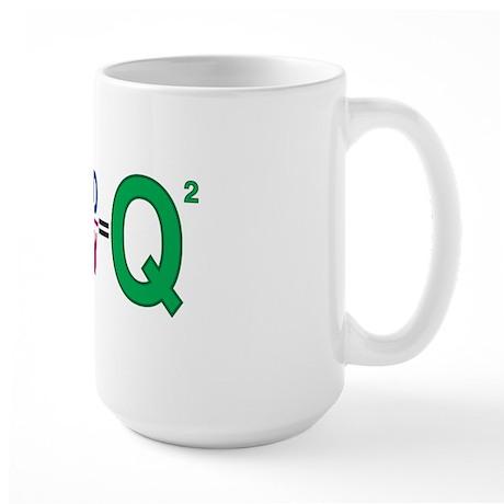 Agility Math Large Mug