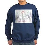 Neon Gamefowl Sweatshirt (dark)