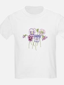 Pretty Pansy T-Shirt