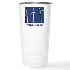 Wind Rocks Travel Mug