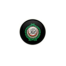 Coat of Arms of Arab Mini Button