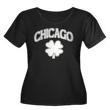 Chicago Irish Shamrock T