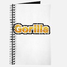 Gorilla (Damaged) Journal