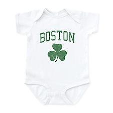 Boston Irish Onesie