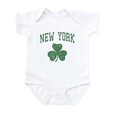 New York Irish Infant Bodysuit