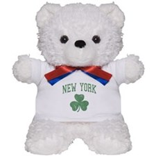 New York Irish Teddy Bear