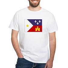Cajun Flag Shirt