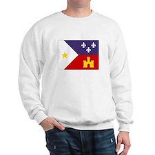 Cajun Flag Sweater