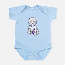 Westie Walkie Infant Bodysuit