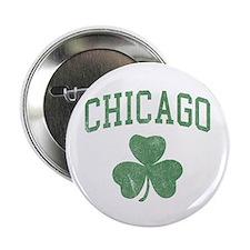 """Chicago Irish 2.25"""" Button"""