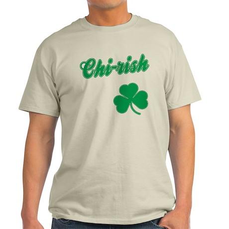 Chi-rish Chicago Irish Light T-Shirt