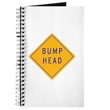 """Bump Head"" Journal"