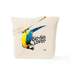 Birdie Lover! Tote Bag