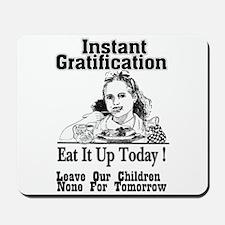 Eat It Up! Mousepad