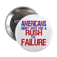 """A Message for Rush 2.25"""" Button"""